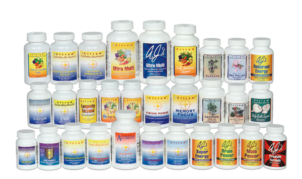 Altrum Nutritional Supplements