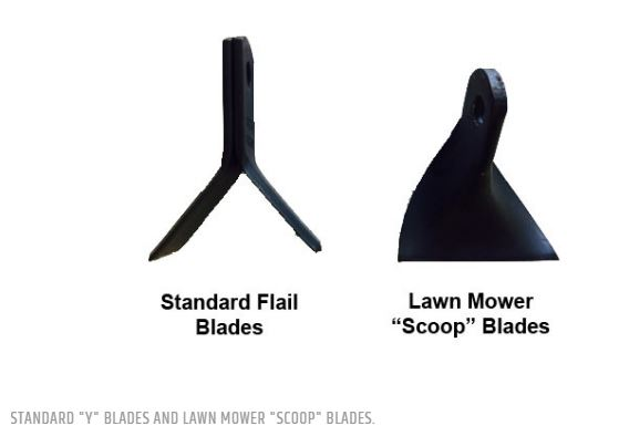 BCS Flail Mower Accessories