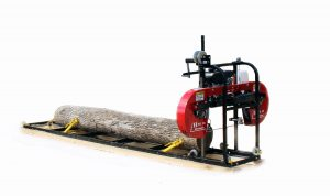 Portable Band Sawmills