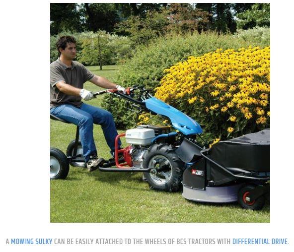 BCS Lawn Mower