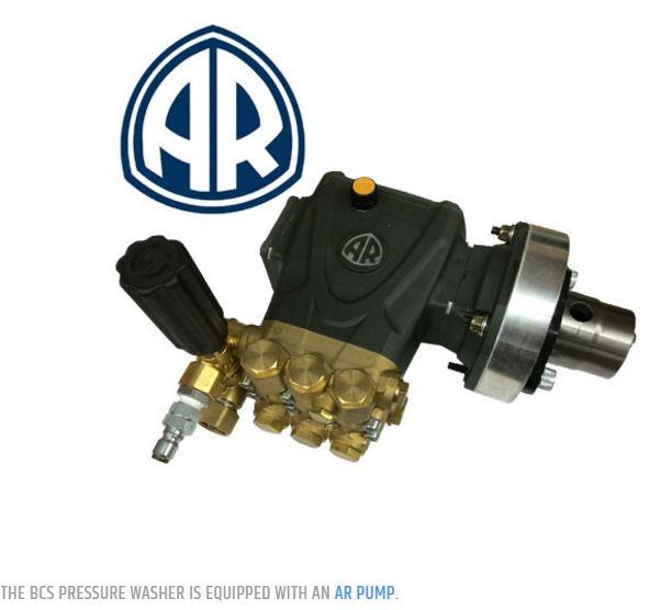 BCS Pressure Washer