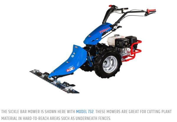BCS Sickle Bar Mower