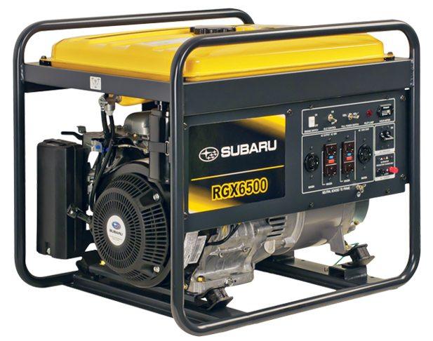 Subaru Industrial Generator
