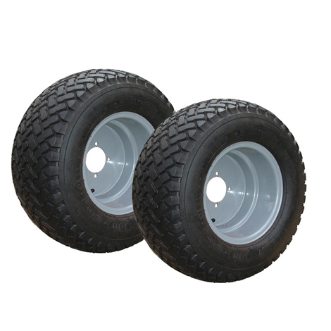 BCS Wheels and Tires