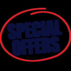 BCS Sales & Specials