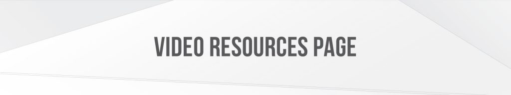 Videos & Resources