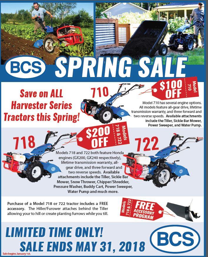 bcs 2018 spring sale>