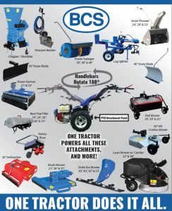 BCS Attachments